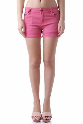 525 VI-H527 Shorts donna - colore Rosa IT