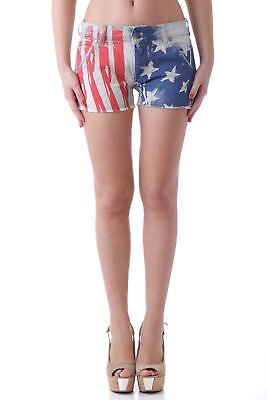 Bray Steve Alan VI-H526 Shorts donna - colore Blu IT