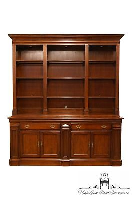 LEXINGTON Palmer Home Collection Traditional Brown Mahogany 82″ Credenza w/ B...