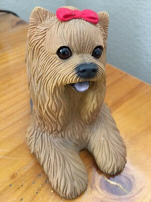 Yorkshire Terrier By K9 Kreations - Adorable Ceramic Figurine