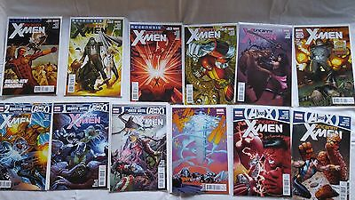 The Uncanny X-Men Marvel Comics Lot of 20- Excellent condition, boards and bags