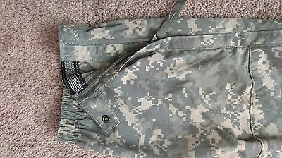USGI Gen 3 Level 5 Medium Regular Digital Soft Shell Pants/Trousers ACU Army