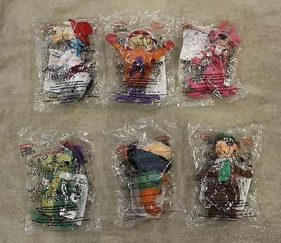 Dairy Queen Classic Toons 2000 lot of 6 new in package
