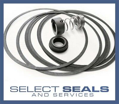 Grundfos CH2/CH4 30 985164 CVBE/V Mechanical Seal & 6 x Gaskets included