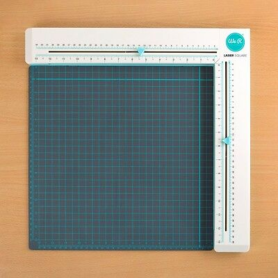We R Memory Keepers: Laser Square with Precision Mat