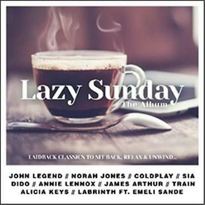 LAZY SUNDAY The Album VARIOUS ARTISTS 2 CD NEW