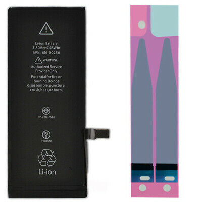 Apple iPhone 7 7G Battery Replacement Genuine Cell 1960mAh APN Li-Ion - 0 Cycle