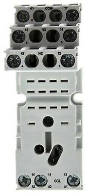 GZM2 Relay Socket for use with R2N Relay 8 Pin