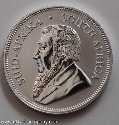 2017 South Africa 50th Anniversary Krugerrand Premium Silver 1oz Coin with cert