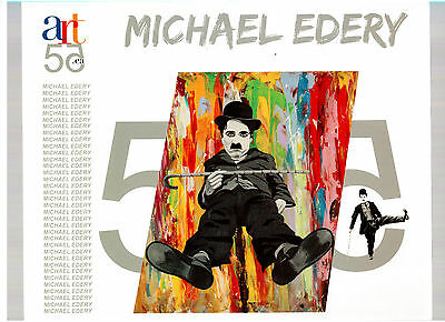 Michael Edery, Art 55 Paintings Catalog !!