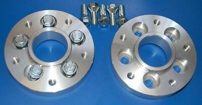 5x112 57.1 25mm ALLOY Hubcentric Wheel Spacers Audi A6 1994 - 2011 1 pair