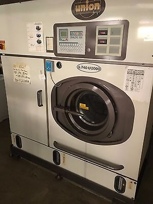 Union L 740  40lb Dry Cleaning Machine (2007)