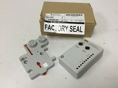 New Allen Bradley 1738-IT2IM12 Isolated Thermocouple, 2-Point, Input: +/- 75mVDC
