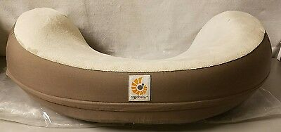 ERGO Baby Natural Curve Nursing Pillow EXCELLENT CONDITION CHEAP MUST SEE