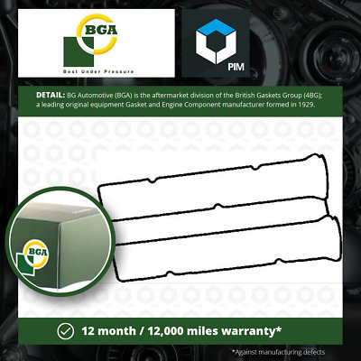 Rocker Cover Gasket fits MAZDA 2 1.4 2005 on FXJA BGA Top Quality Replacement