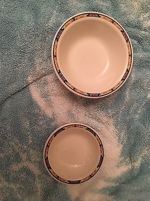 BEAUTIFUL Syracuse China Cereal and berry bowl