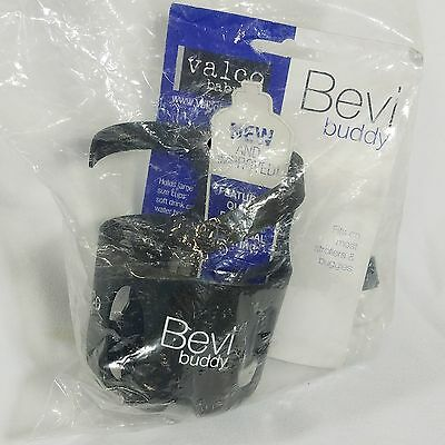 Valco Baby Bevi Buddy self leveling Stroller Cup Beverage Holder