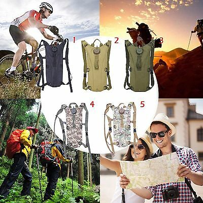 3L Hydration Packs Tactical Bike Bicycle Camel Water Bladder bag Pouch Water Bag