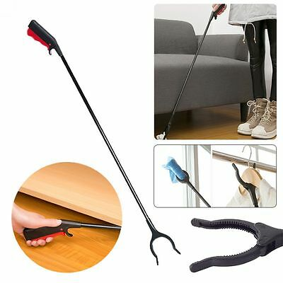 Useful Hand Grabber Long Reach Arm Extension Tool Trash Mobility Pick Up Helping