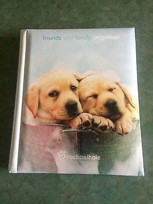 Rachael Hale Friends and Family Organiser: Address book