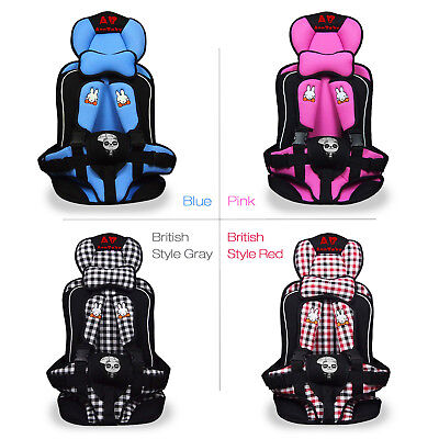 Portable Baby Child Car Seats Cover Cushion Body Support for Infant Children