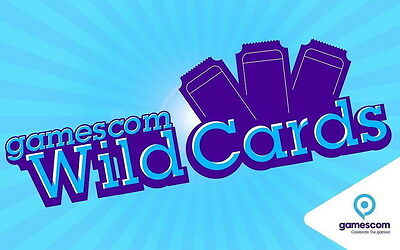 GAMESCOM 2017 - Wild Card Ticket - Tuesday 22 August - Cologne Germany