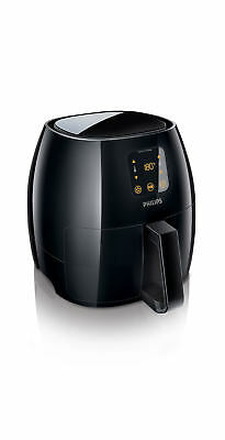 PHILIPS Viva Collection Airfryer HD9240/90 XL Fritteuse 2100 Watt schwarz