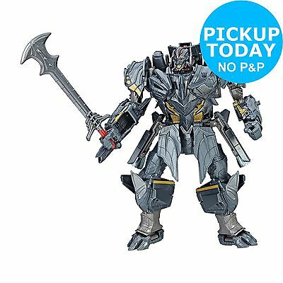 Transformers: Premier Edition Voyager Class Megatron . The Official Argos Store