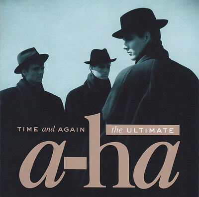 a-ha - Time and Again (The Ultimate a-ha) (2016)  2CD  NEW/SEALED  SPEEDYPOST