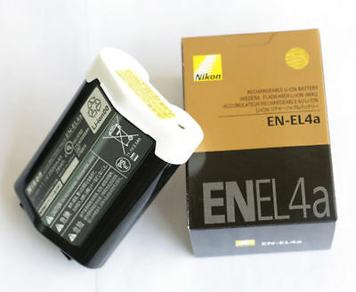 EN-EL4a Battery For Nikon D2 D2H D2Hs D2x D2xs D3 D3S 2500mAh Li-Ion Camera