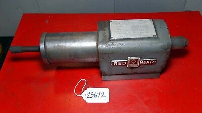 Heald Red Head Type 183G-3A Serial No. 69824 (Inv.23672)