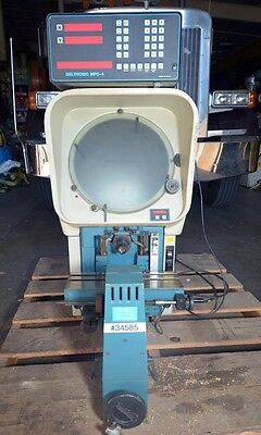Deltronic DH14 MPCA Image Master Optical Comparator 14 Inch (Inv.34585)