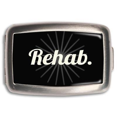 NEW Retro- A- Gogo Rehab Pill Box Pill Boxes