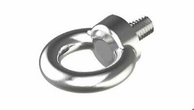 Stainless Steel Collared Eye Bolt A4 (316) M16