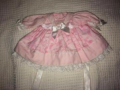 "Madame Alexander outfit 12"" Baby's First Birthday"