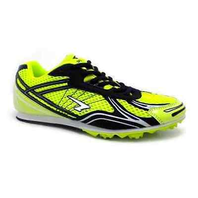 SFIDA DASH LIME - RACING SPIKES Track Field [Size : US6]