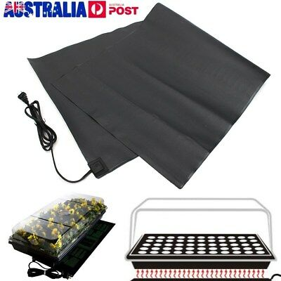121X52cm Seedling Propagation Heat Mat Seed Starter Cloning Warm Germination Pad