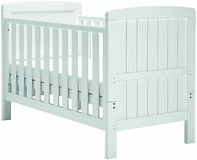 East Coast Nursery Austin Cot Bed - White.