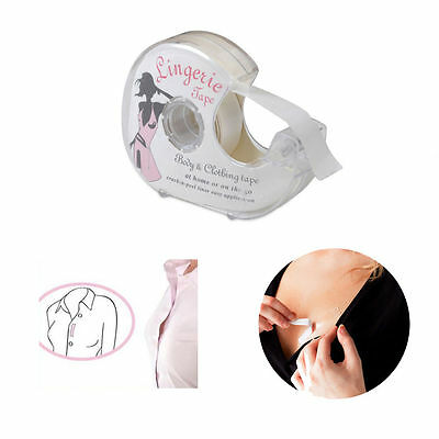 Women Double-Sided Lingerie Tape Adhesive For Clothing Dress Body Wedding Prom