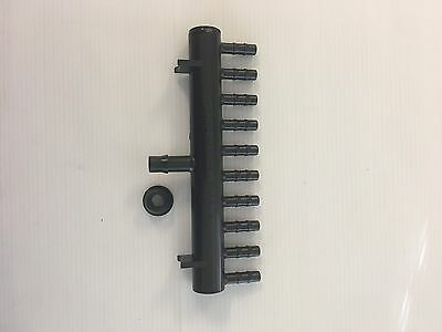Swimming Pool /Spa Solar Heating spare parts (10 Barb to 1 Barb Solar Manifolds)