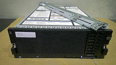 IBM X3850 X5 Server 4x Intel Xeon E7-4850 @2.0GHz 10-Core CPU 512GB DDR3 Rails