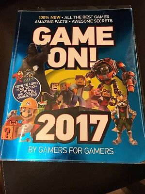 Game on!: 2017 by Imagine Publishing (Paperback, 2016)
