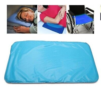 Hot Chillow Therapy Insert Sleeping Aid Pad Mat Muscle Relief Cooling Gel Pillow