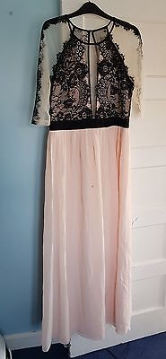 Women's Little Mistress Evening Long Dress Size 16