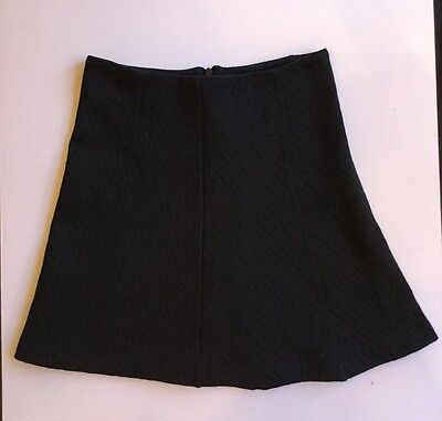 AMERICAN GIRL Size 7 Black Knit Skirt - Perfect Staple for All Year Long!