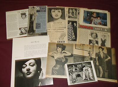 Gypsy Rose Lee - Clippings
