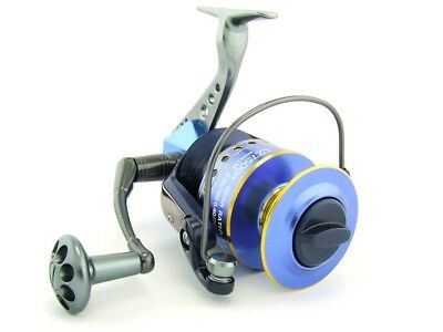 Tokushima LZ7500 13 S/S BB Spinning Jigging Fishing Reel Snapper Boat Surf Beach