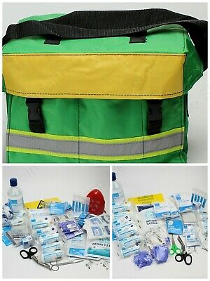 First Response First Aid Kits. EMT/Medic  Responder Kit. Refill Option.