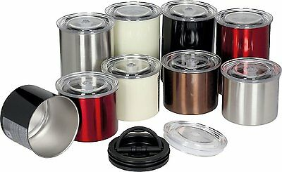 """Planetary Design Airscape  3 PIECE CANISTER SET - (2) 32oz/4"""" and (1) 64oz./7"""""""