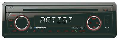 Blaupunkt Milano 170 BT CD/MP3-Autoradio Bluetooth USB SD AUX-IN
